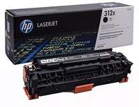 Картридж HP CLJ Pro MFP M476dn/dw/nw (O) №312X, CF380X, BK, 4,4К
