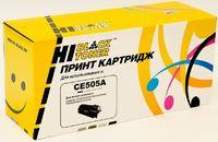Картридж Hi-Black (HB-CE505A) для HP LJ P2055/P2035/Canon №719, 2,3K